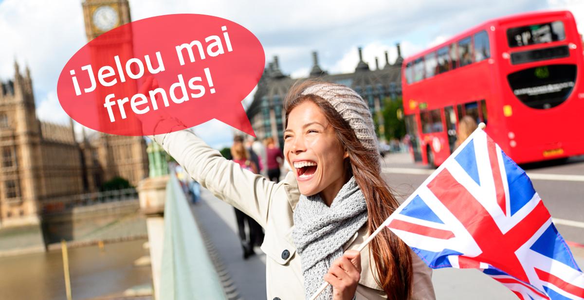 Así pronunciamos muchos el inglés
