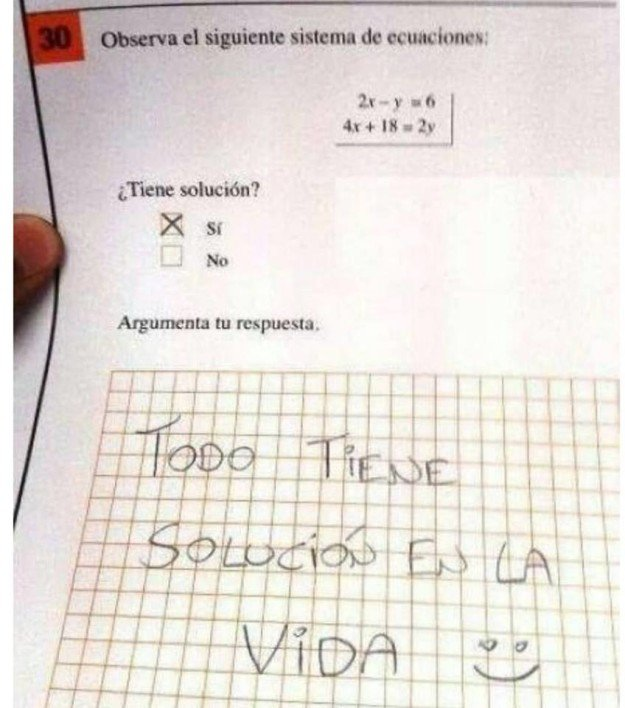 las respuestas mas graciosas de ninos en examenes 22