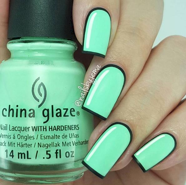 17 manicuras de estilo mate para unas uñas elegantes y diferentes ...