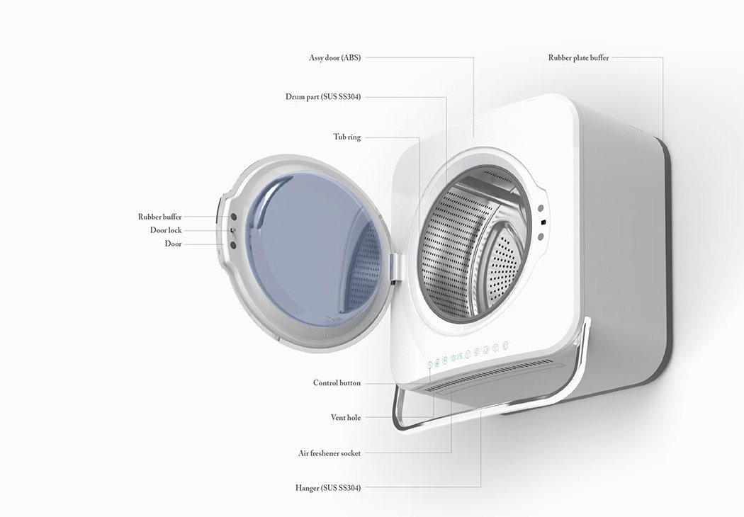 mini lavadora samsung de pared 6