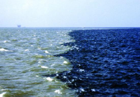 mississipi se encuentra con el golfo de mexico