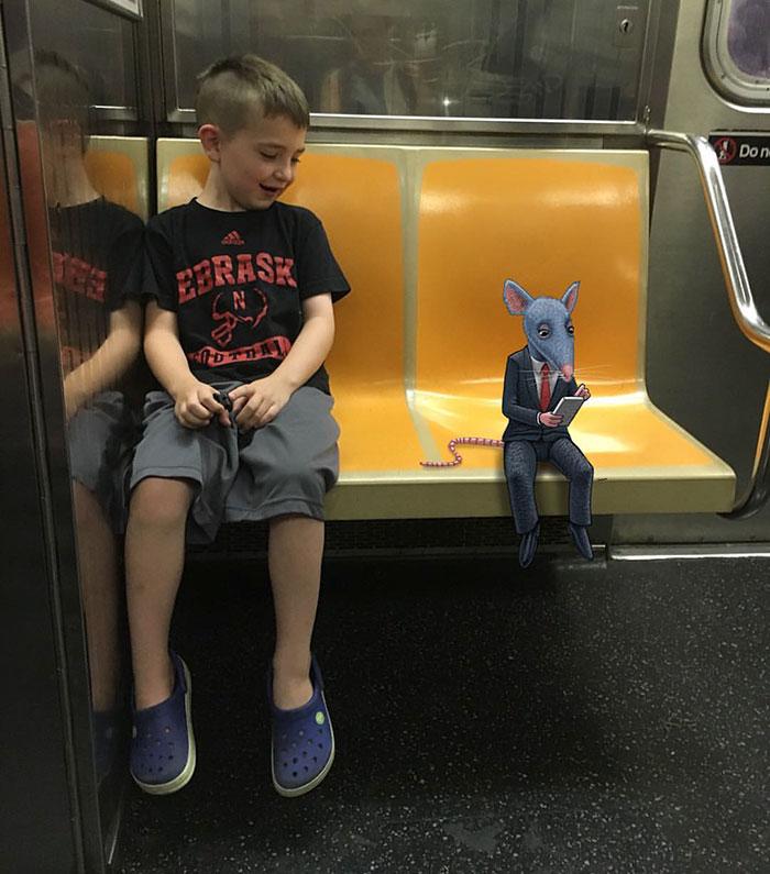 monstruos del metro de New York 3