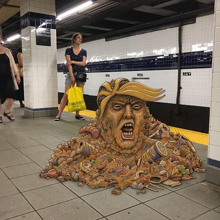 monstruos del metro de New York 4