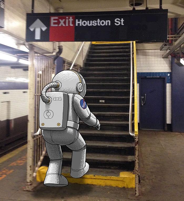 monstruos del metro de New York 6