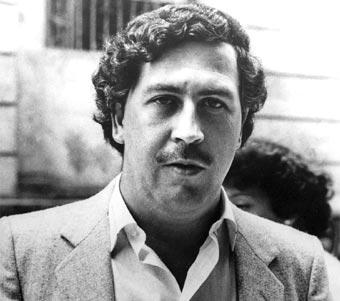 El auténtico Pablo Escobar