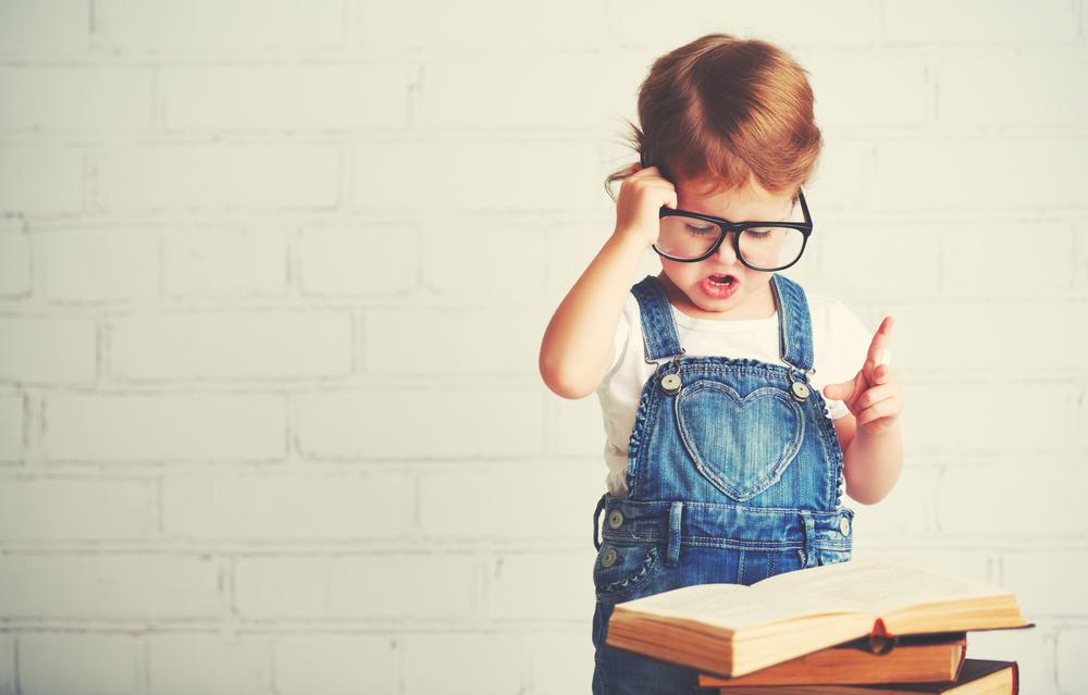 niño superinteligente