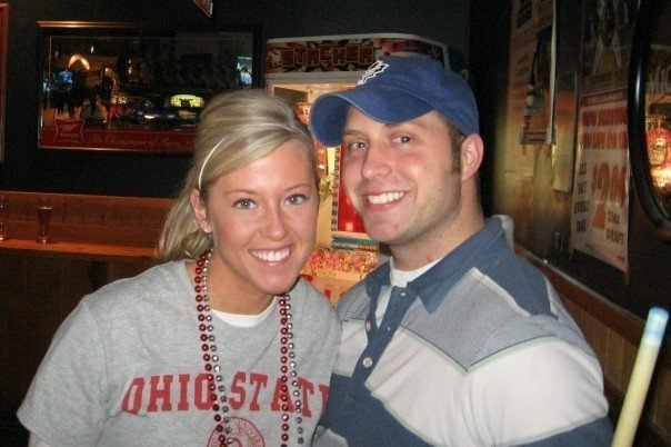 Kathy y su marido Brandom hace 9 años / Facebook