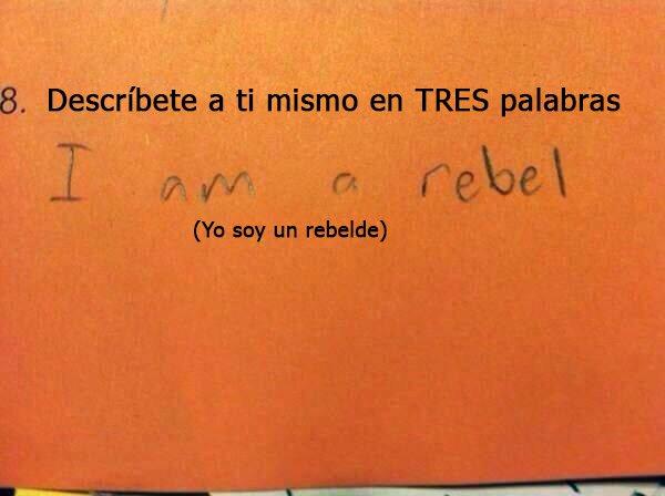 respuestas graciosas de niños a los deberes de clase101