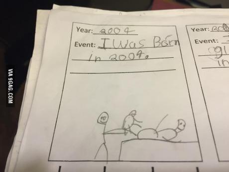respuestas graciosas de niños a los deberes de clase4