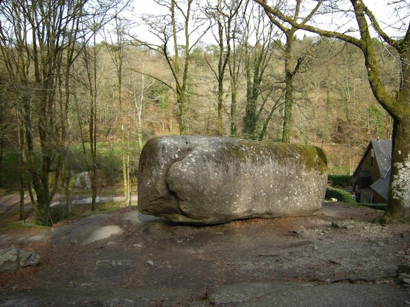 rocas Huelgoat foto 3