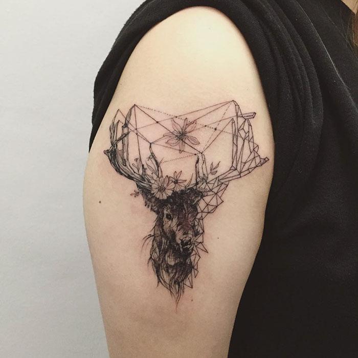 tatuajes minimalistas 12