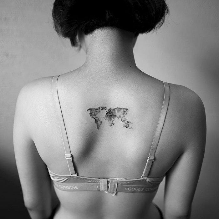 tatuajes minimalistas 15