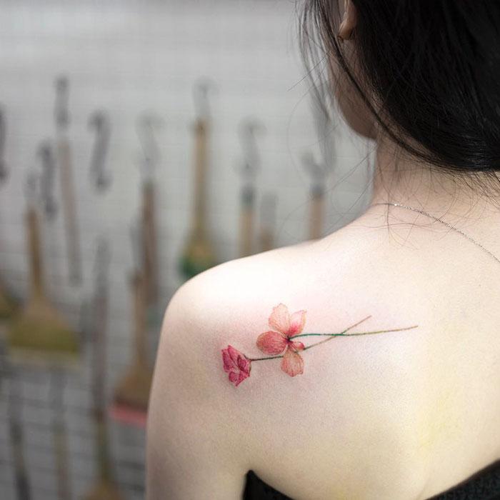 tatuajes minimalistas 6