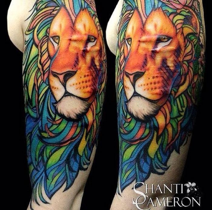 tatuajes que tapan cicatrices 9