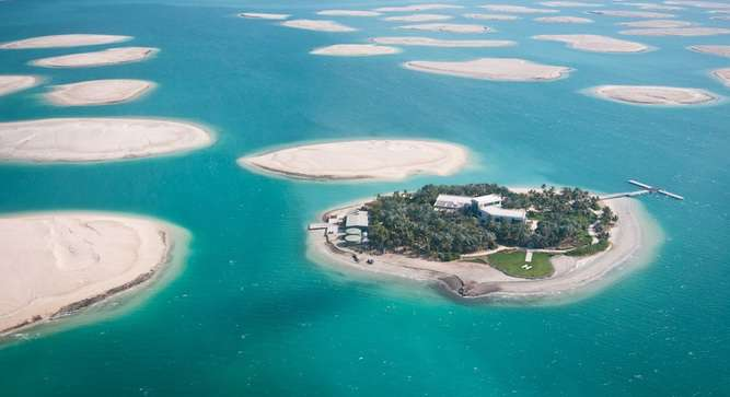 world island project
