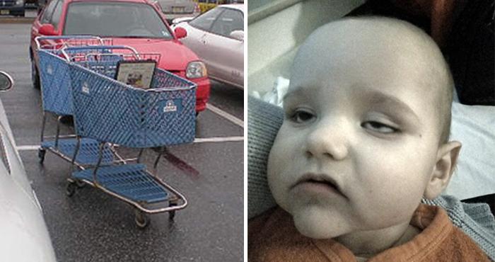 bebe-enfermo-carrito-compra