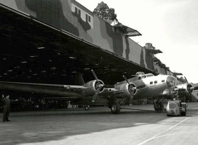 camuflaje fabrica aviones 1