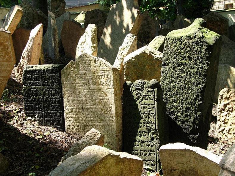 cementerio judio praga 2