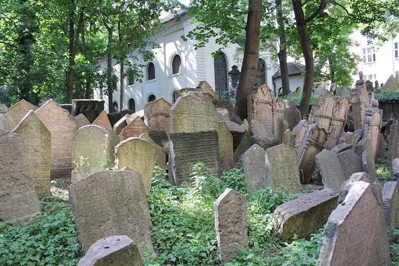 cementerio judio praga 4