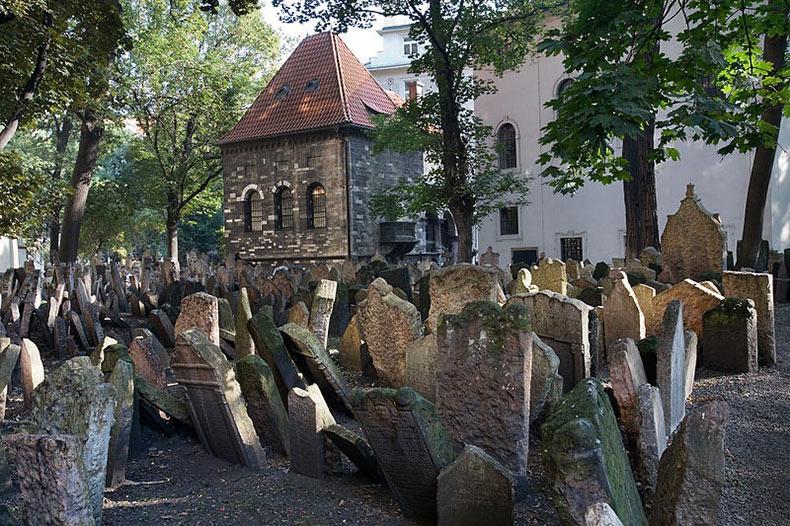 cementerio judio praga 7