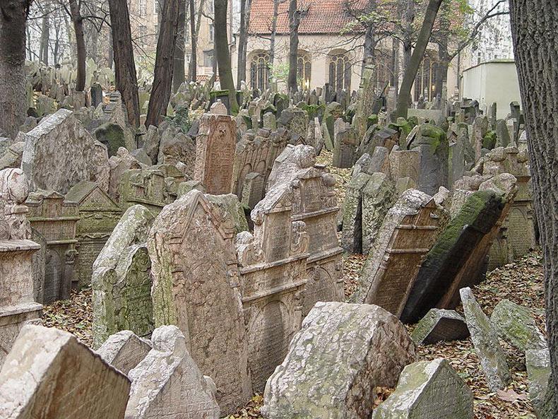 cementerio judio praga 8