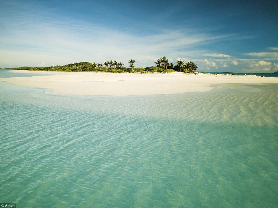 isla vacaciones 2