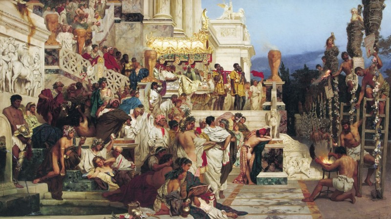 leyes roma 3