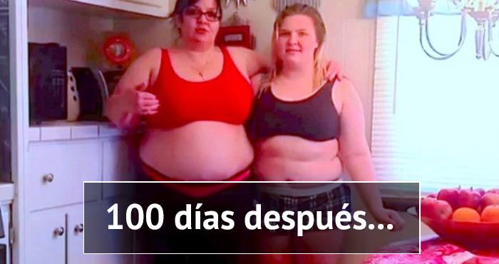 madre-hija-pierden-peso