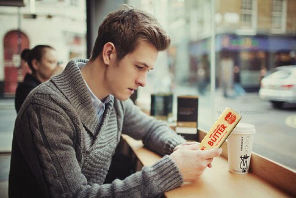 mantequilla por smartphones 10