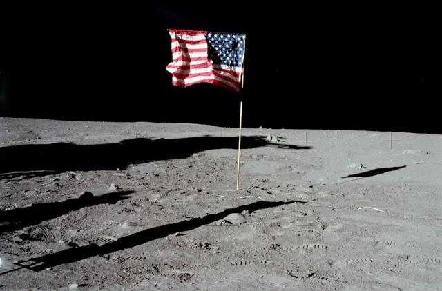 10 cosas que los humanos han dejado en la Luna para siempre