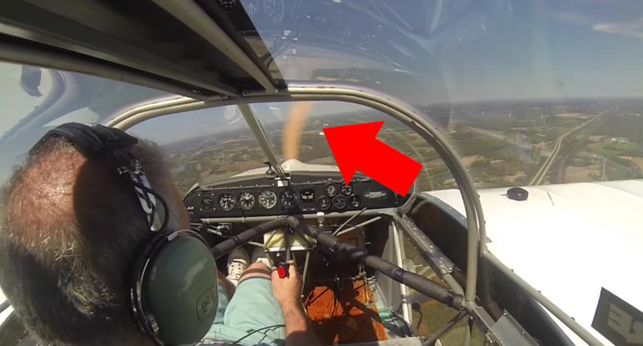 pierde-helice-avion
