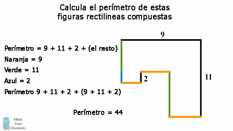 solucion 2 figura geometrica perimetro
