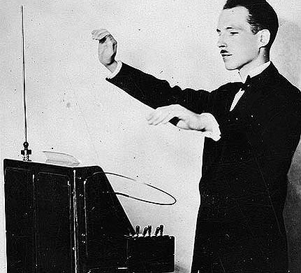 theremin-antiguo
