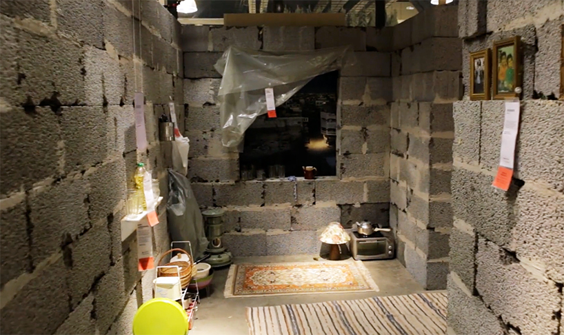 25 metros cuadrados en syria la campaña de IKEA y Cruz Roja 1