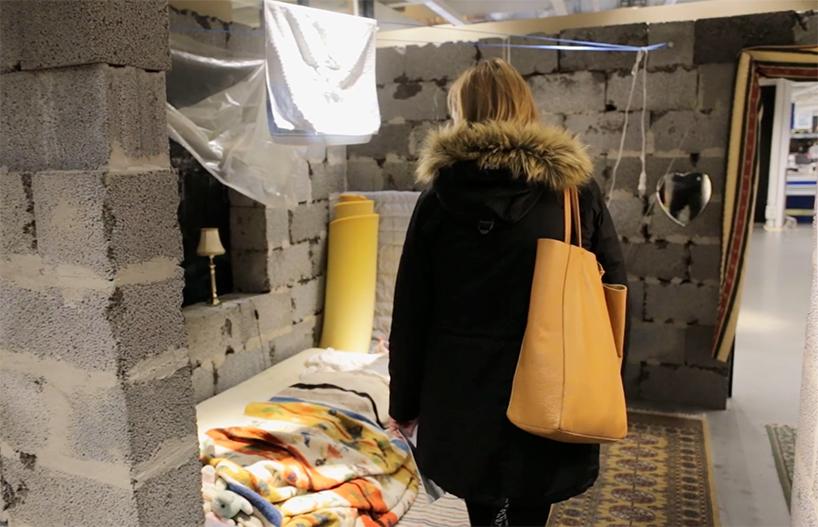 25 metros cuadrados en syria la campaña de IKEA y Cruz Roja 2