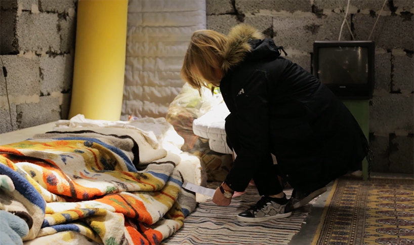 25 metros cuadrados en syria la campaña de IKEA y Cruz Roja 3
