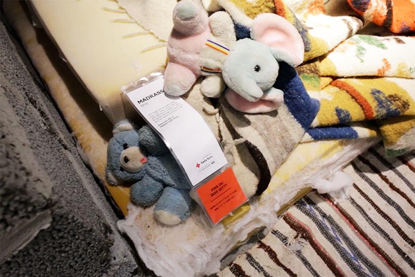 25 metros cuadrados en syria la campaña de IKEA y Cruz Roja 4