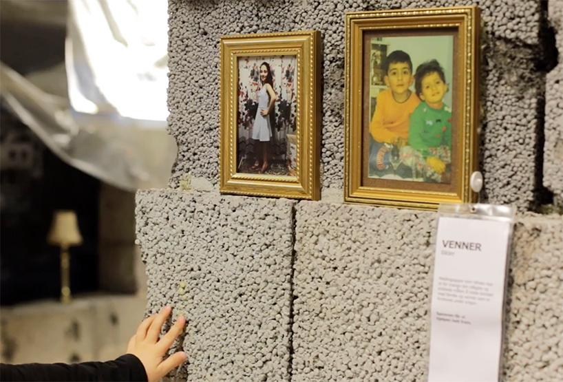 25 metros cuadrados en syria la campaña de IKEA y Cruz Roja 5