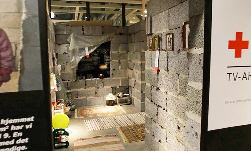 25 metros cuadrados en syria la campaña de IKEA y Cruz Roja 7