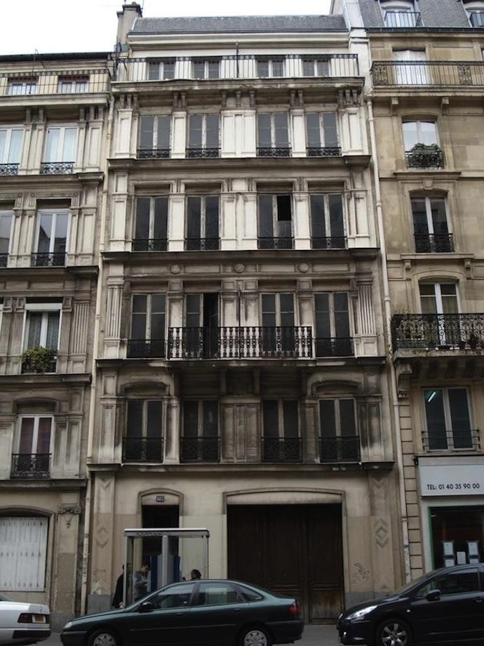 Rue la Fayette 145 - 3