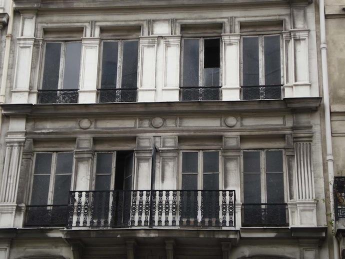 Rue la Fayette 145 - 4
