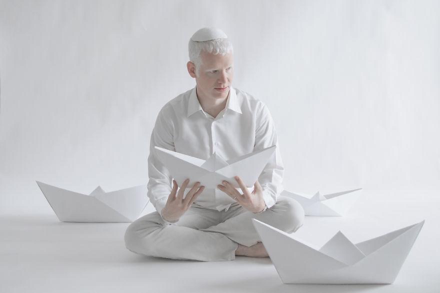 albino yulia 11