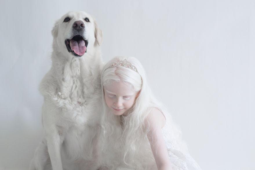 albino yulia 2