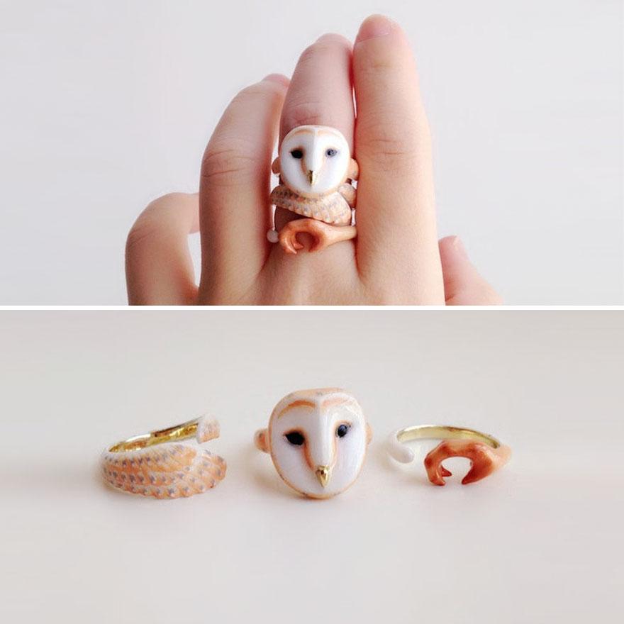 anillos animales 11