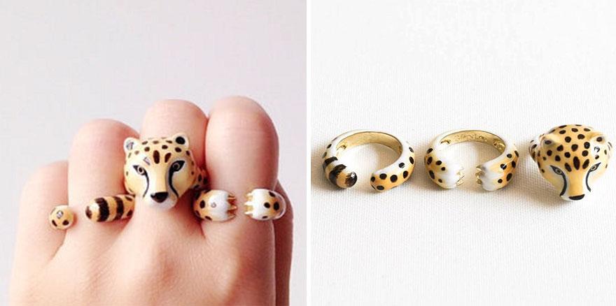 anillos animales 13