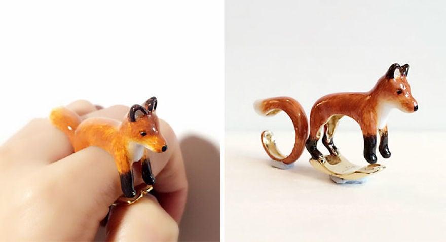 anillos animales 14
