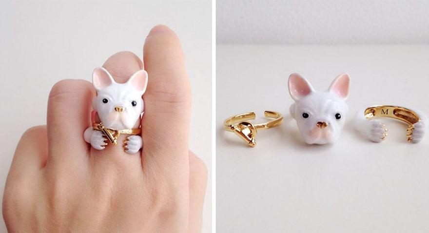 anillos animales 16