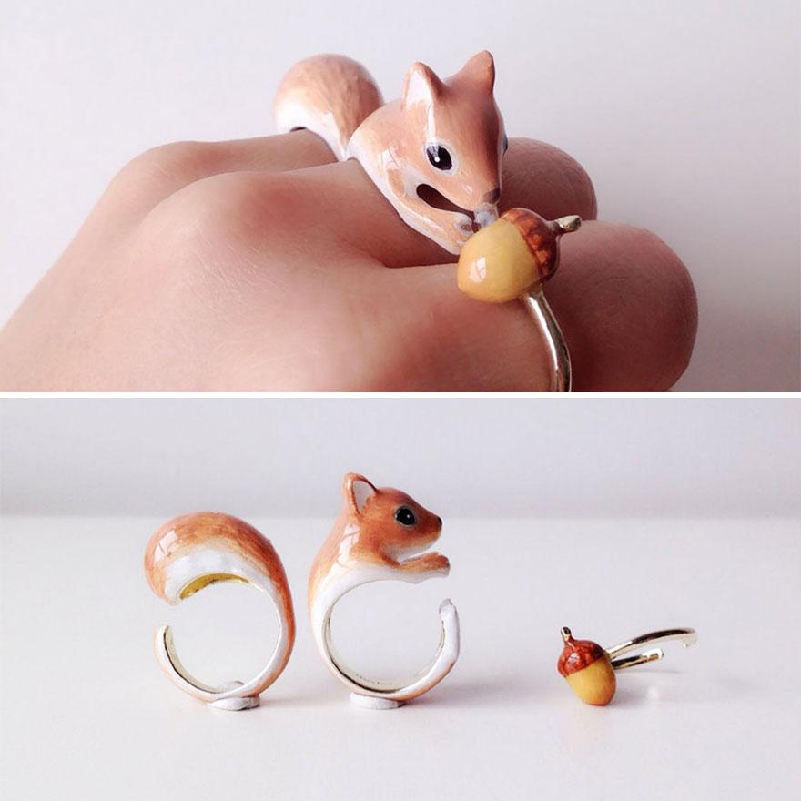 anillos animales 2