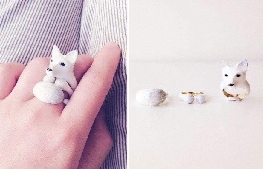 anillos animales 3