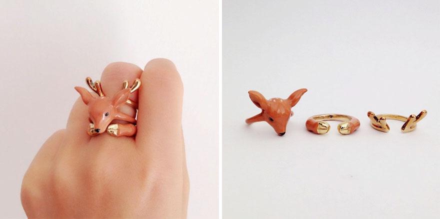 anillos animales 4